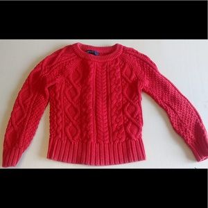 Kids Size 4 Gap sweater